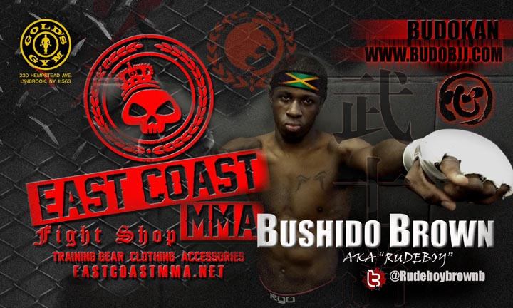 Breaking News Bushido Brown Set To Fight For The Locked In The