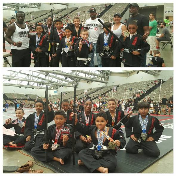 The Budokan Martial Arts Academy is proud to commemorate all NAGA competitors for their outstanding performances seen on the mats this past weekend...