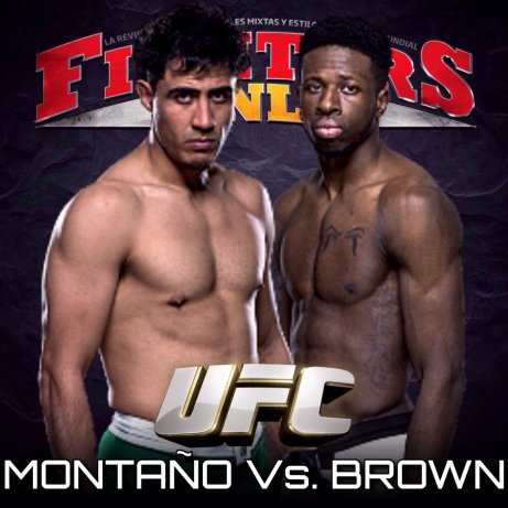 "Randy Brown vs. Erick ""Perry"" Montano"